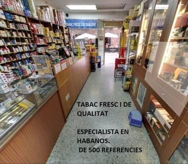 Tabaco e licores em Andorra-a-Velha