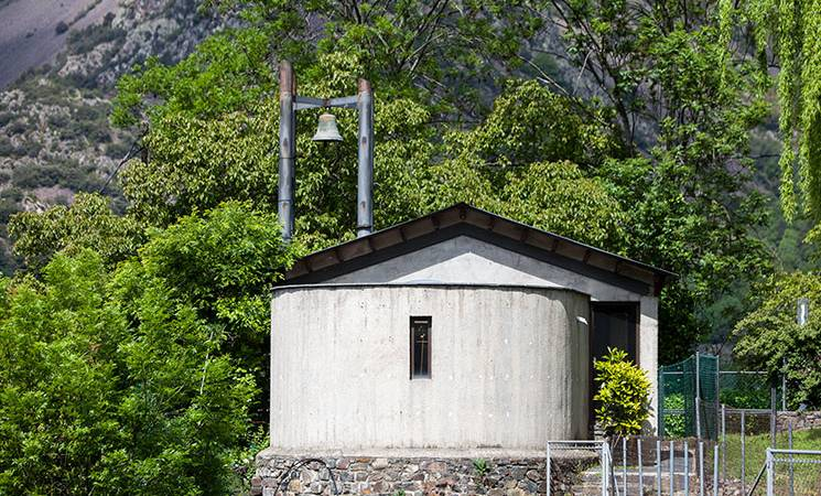 Church of Sant Jaume d'Engordany