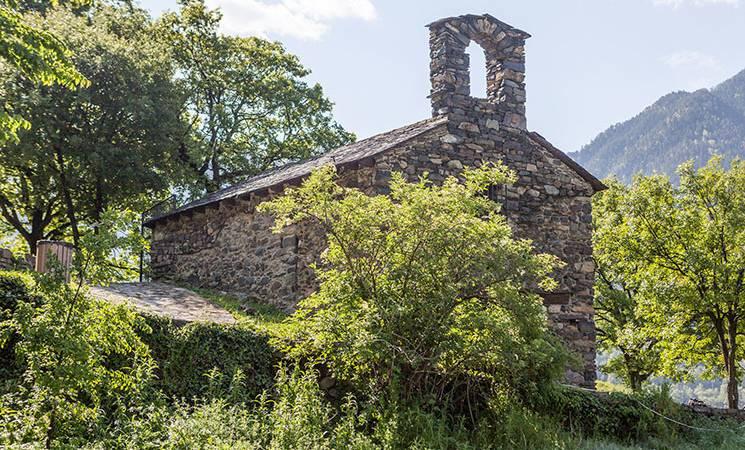 Iglesia de San Romà dels Vilars