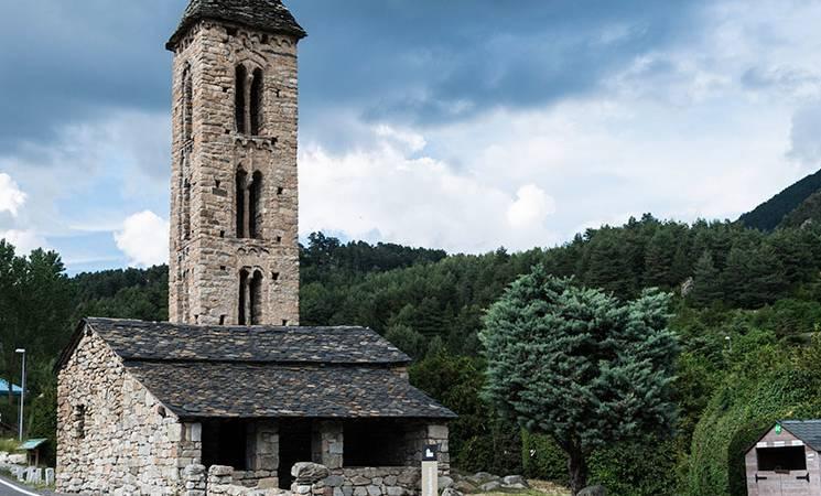 Église Sant Miquel d'Engolasters