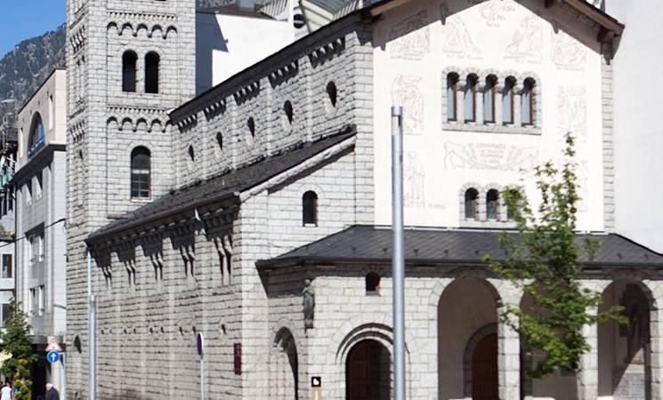 Церковь Сант Пере Мартир