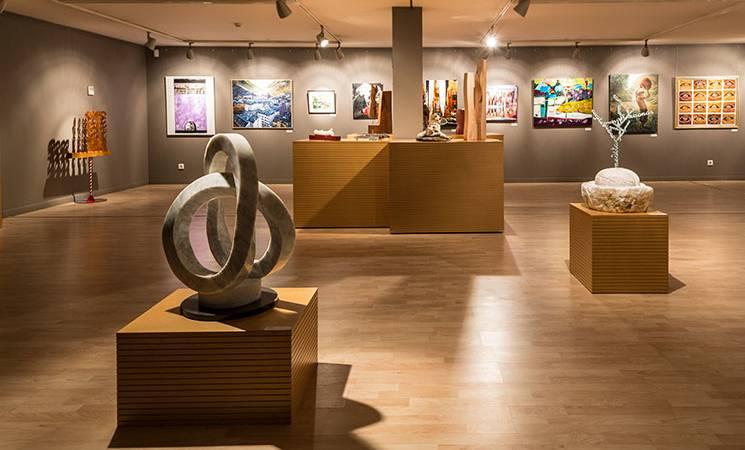 Центр искусства Эскальдес-Энгордань