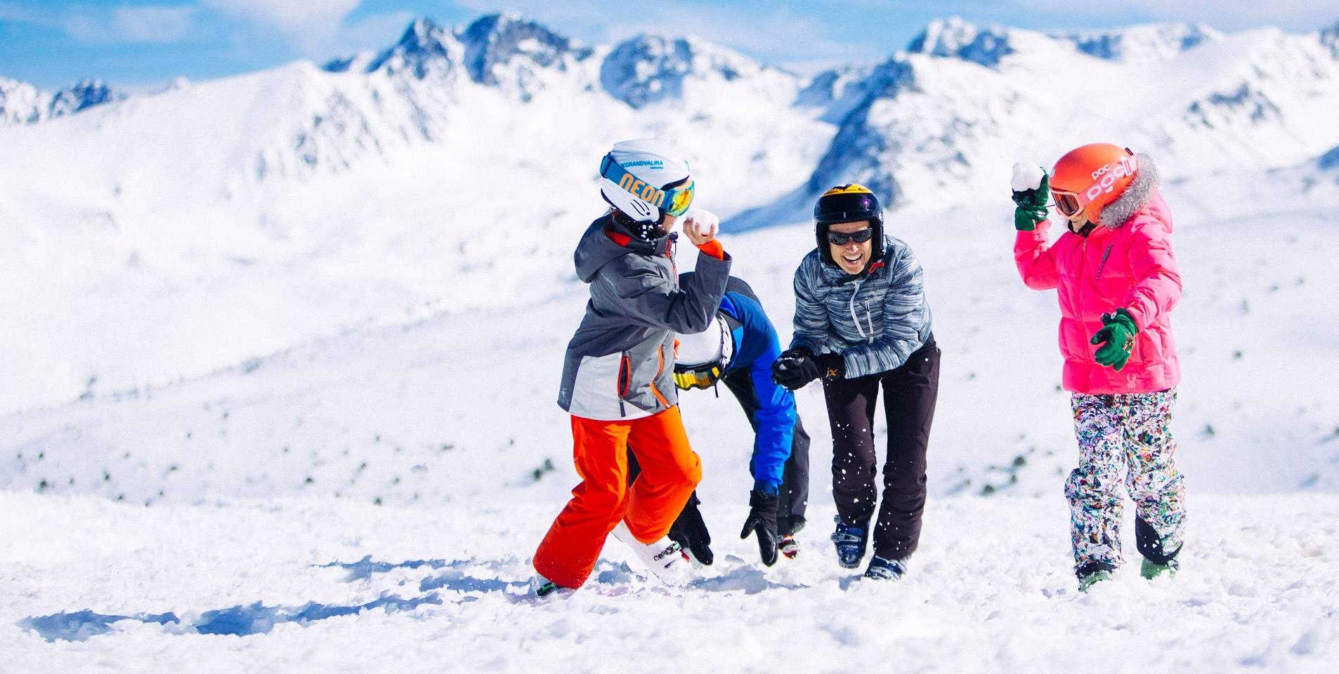 Actividades En Andorra Para Tu Viaje En Familia Visitandorra