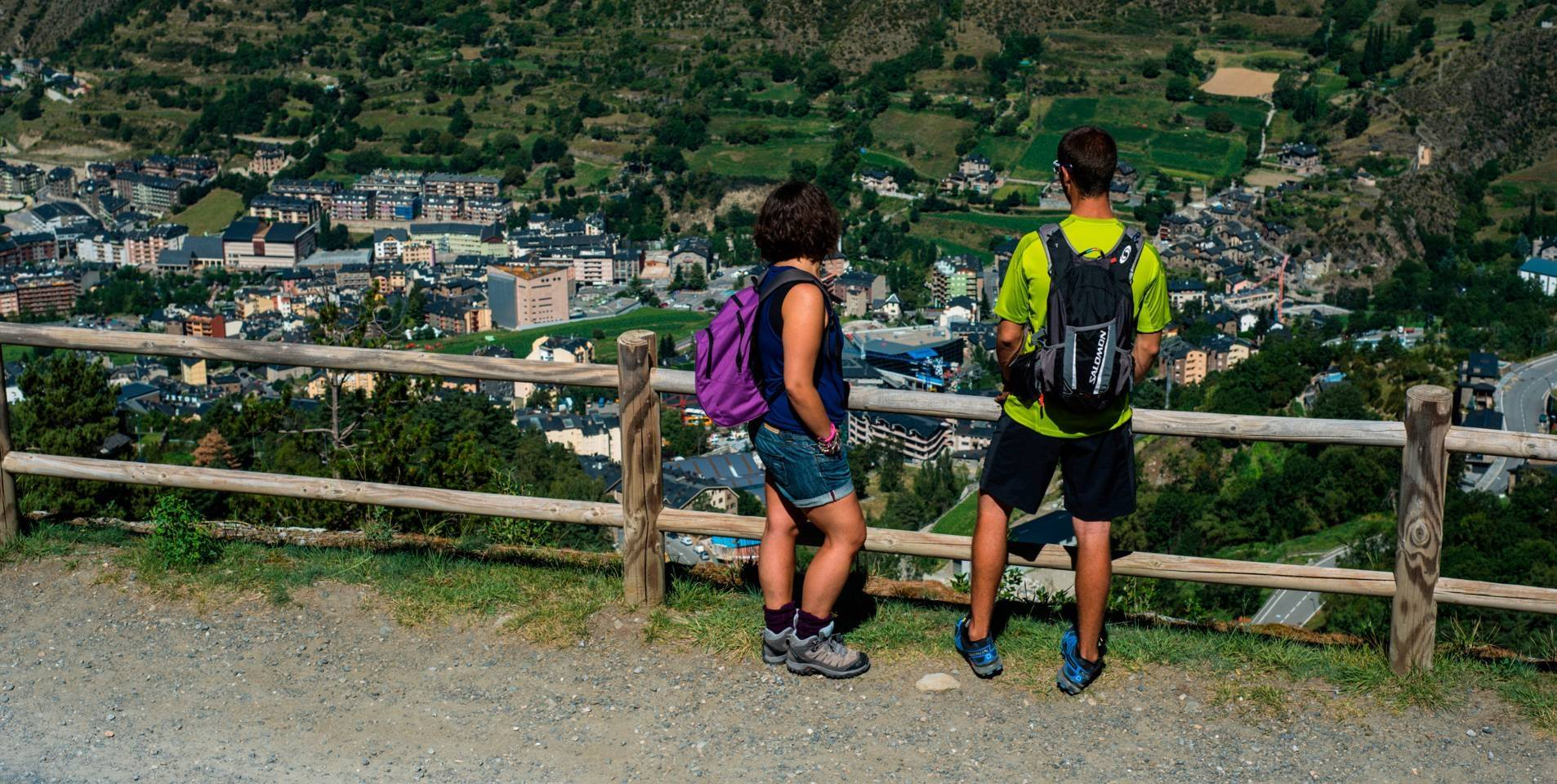 Hiking guide Trails of Andorra
