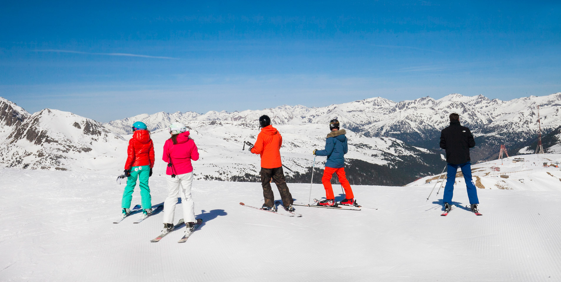 ANDORRA: BETTER WITH FRIENDS!