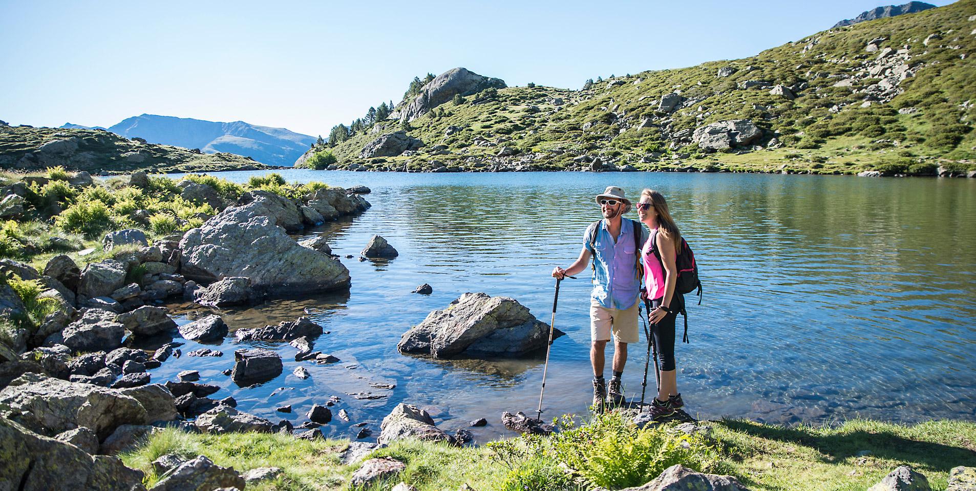 Succombez à l'été en Andorre
