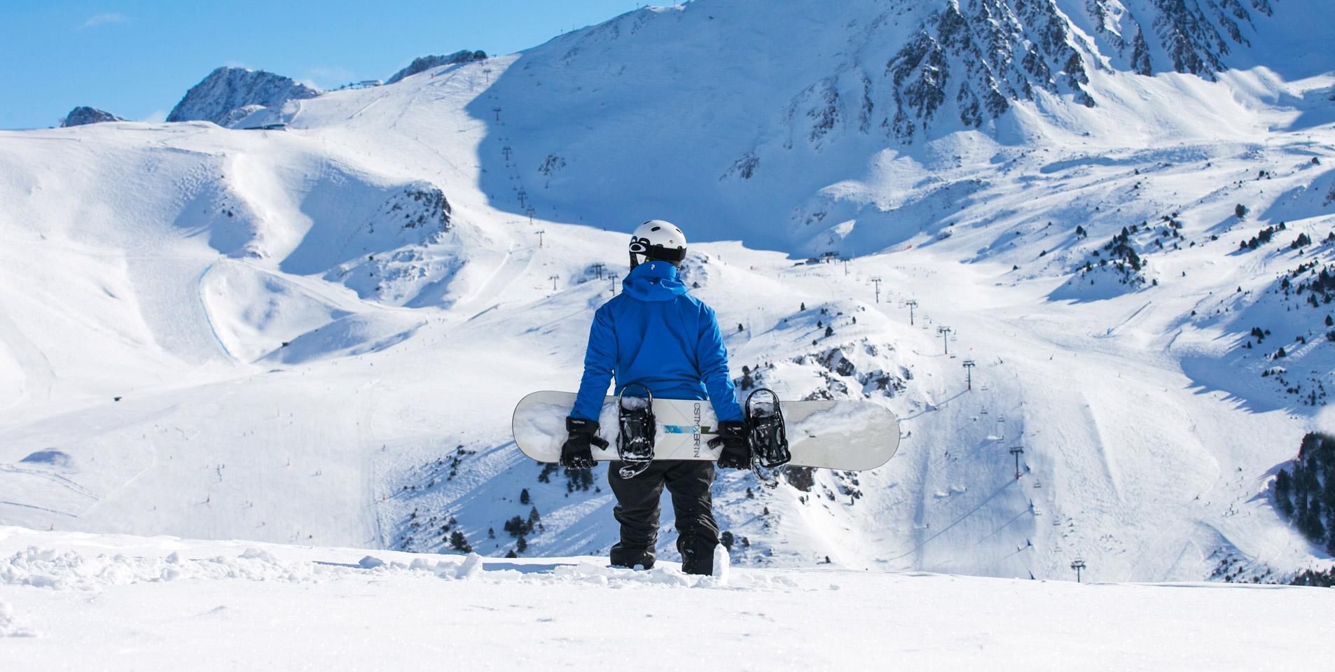 Vacances a la neu, diversió màxima